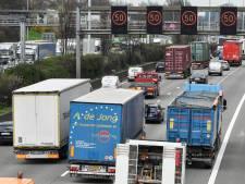 Het drukste stukje van Vlaanderen: snelweg tussen Berchem en Antwerpen-Oost slikt 139.000 voertuigen per dag