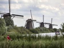 Molenaars Kinderdijk strijden tegen drone-terreur