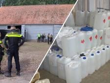 Politie arresteert man (54) in zaak cocaïnewasserij Oud-Vossemeer
