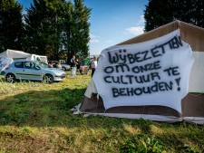 Overbetuwe ziet woonwagenkamp niet als onderdeel landelijk protest: 'Familie strijdt om eigen plek'