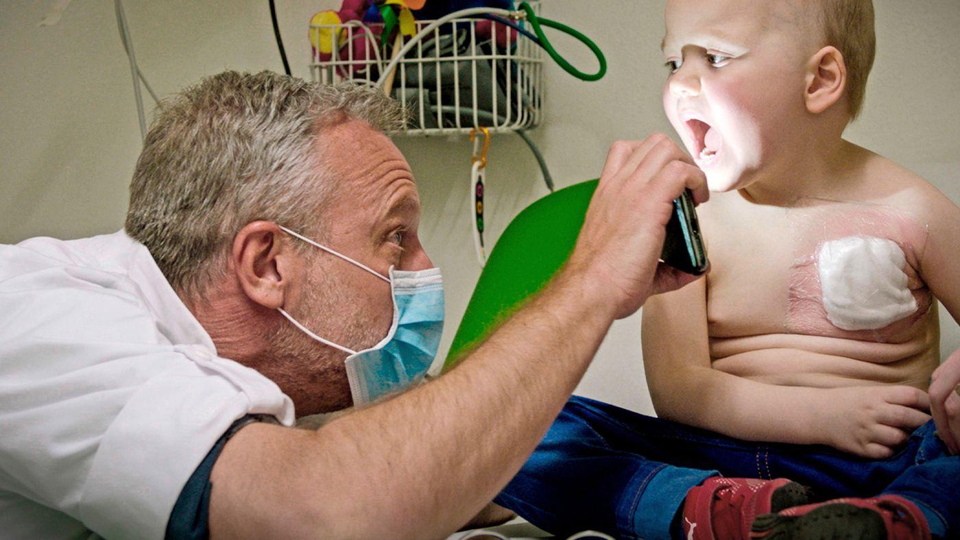 Helden van de Kinderkliniek