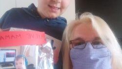 """Sofie mag maandag Milan (11) na twee maanden ophalen in zorginstelling: """"'Neem me mee, mama', smeekt hij me. Hij denkt telkens dat hij gestraft wordt. Dan breekt je hart"""""""