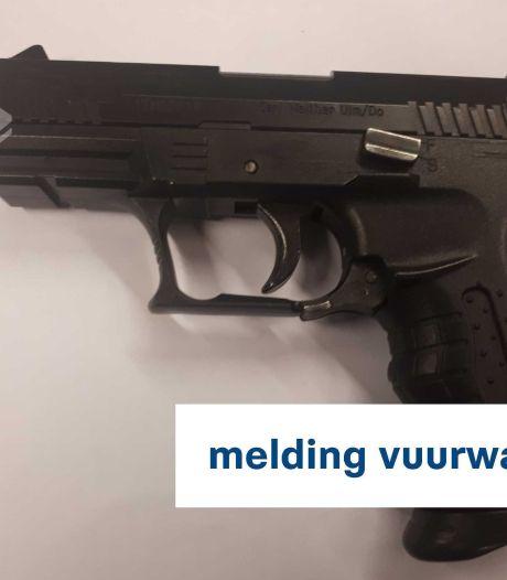 Twee minderjarigen met nepwapen aangehouden in Lopik