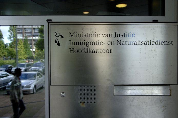 Hoofdkantoor van de Immigratie- en Naturalisatiedienst (IND).