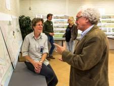 Plannen Hoekse natuurbegraafplaats aangepast, dood minder 'in my face'