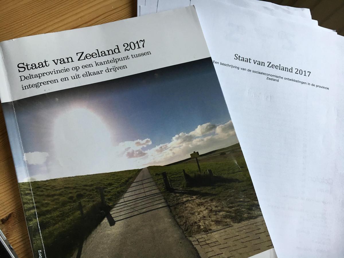 Staat van Zeeland, oud en nieuw.