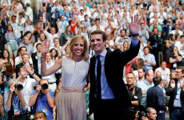 **Spaanse Volkspartij gokt op jeugdig imago onervaren leider Pablo Casado (37)**
