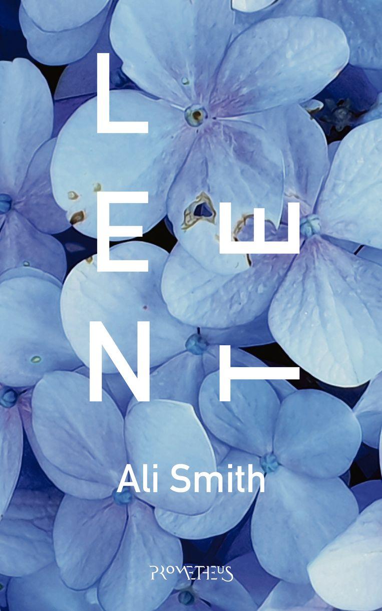 Ali Smith: Lente. Omslag Sander Patelski, 2019. Beeld Prometheus