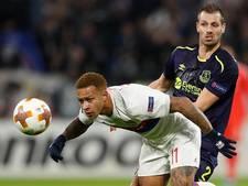 Everton uitgeschakeld in EL na nederlaag bij Lyon