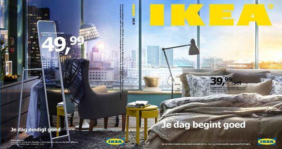 De Ikea-catalogus 2015.