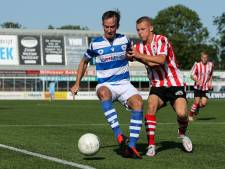 Roy Terschegget verlengt contract bij Spakenburg
