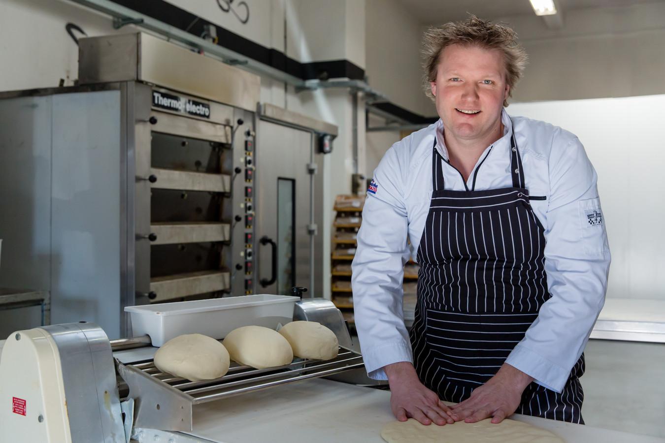 Remco Beekman van Brabantsche Worstenbroodjes