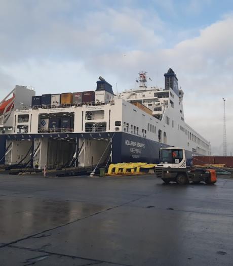 Grootste schip van de Noordzee meert voort aan elke week zes keer aan in Gent...en u kunt zelfs meevaren.