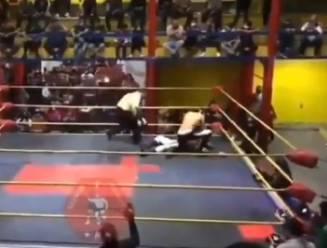 Mexicaanse worstelaar (26) overlijdt in de ring