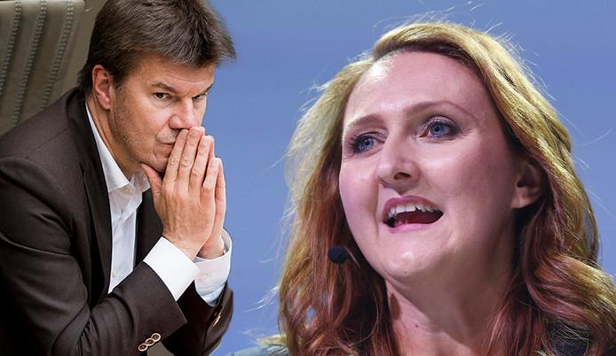 La tension est palpable entre Sven Gatz, nouveau ministre bruxellois, et sa présidente de parti Gwendolyn Rutten.