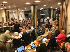 Raadszaal Boekel te klein voor alle belangstellenden