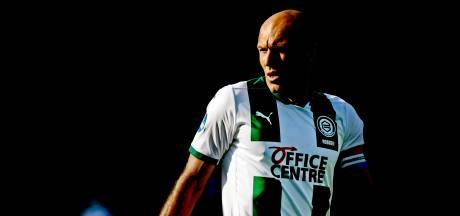 Robben doet weer 'stukjes' van FC Groningen-training mee