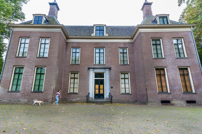 Het voormalige Museum Oud Amelisweerd dat gesloten is in afwachting op een nieuwe gebruiker.