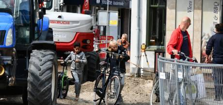 Geldersestraat Geldermalsen : 'Aanfluiting van jewelste' doet het nu goed