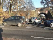 N233 in Rhenen afgesloten na ongeluk met meerdere gewonden