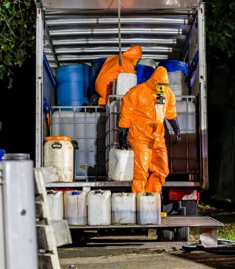 Gelderland: 'Rijk moet knip trekken  voor opruimen drugsafval'