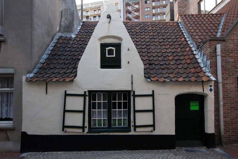 Huisje van majutte te koop blankenberge regio hln for Huisje te koop