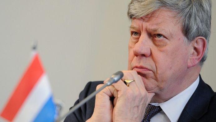 Minister van Justitie en Veiligheid, Ivo Opstelten
