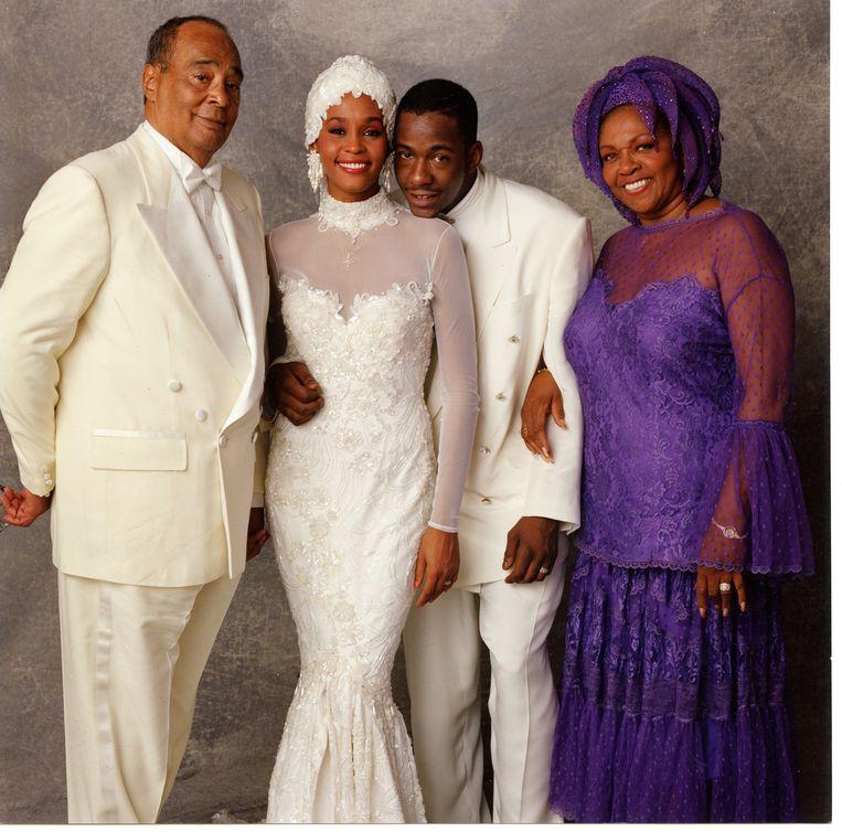 In de documentaire ligt de nadruk op de familie van Whitney Houston. Beeld