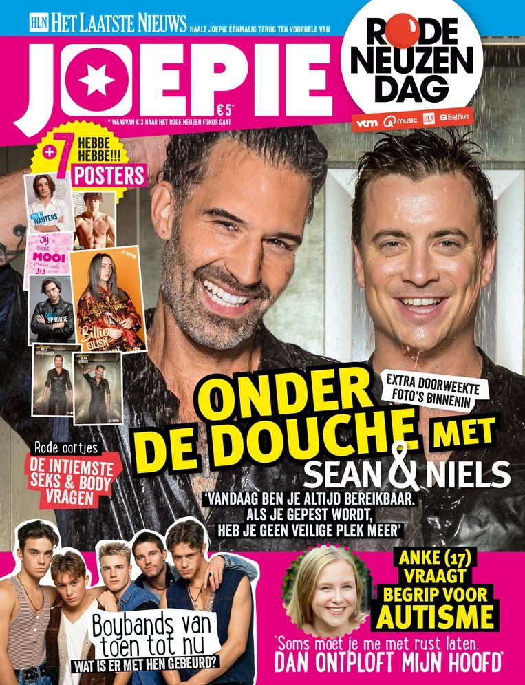 De nieuwe cover van Joepie.