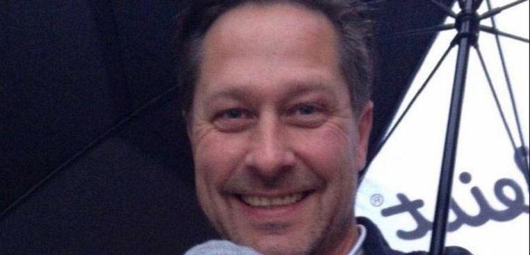 Dennis Wielaard uit Den Haag.