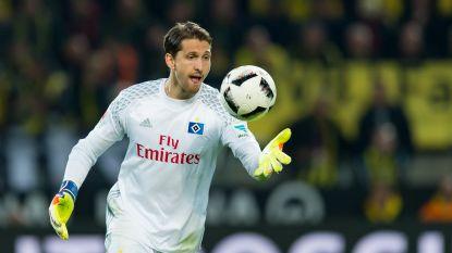 René Adler staat volgend seizoen niet meer in doel bij Hamburg