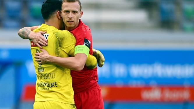 """Ritchie De Laet na de zege van Antwerp op Gent: """"Blij dat Faris niet met links schoot"""""""
