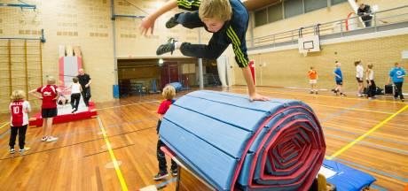 Meeste ruimtes voor binnensport zijn goedgevuld in Wierden