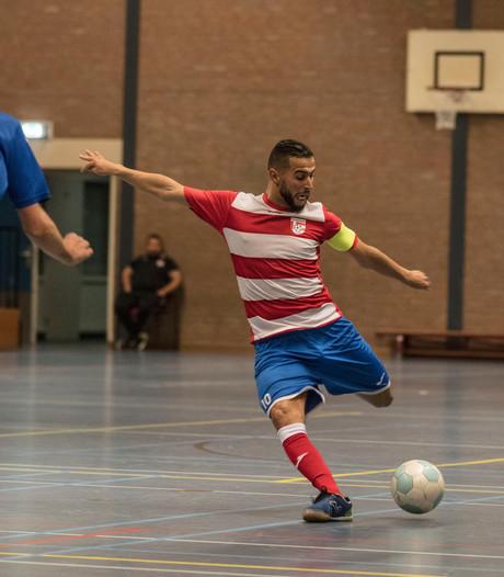 Monsterzege zaalvoetballers ZVV Eindhoven