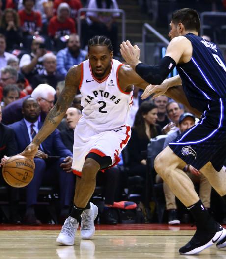 Raptors en Nuggets trekken stand gelijk in play-offs