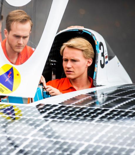 Zonneauto TU Delft in de vangrail: deelname World Solar Challenge niet in gevaar