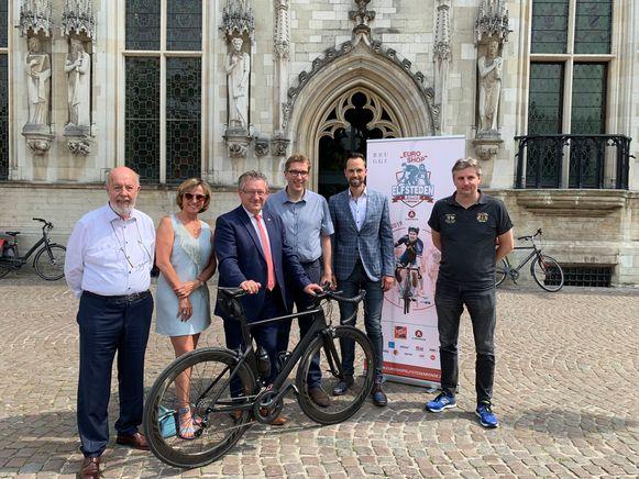 De Elfstedenronde wordt zaterdag voorafgegaan door een Cyclo.