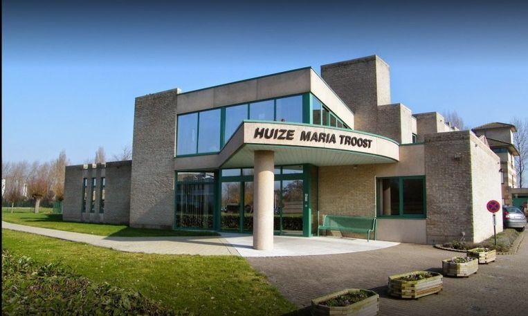 Het woonzorgcentrum Huize Maria Troost.