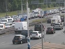 Verkeersdrukte rond Arnhem neemt af na vrijgeven A12