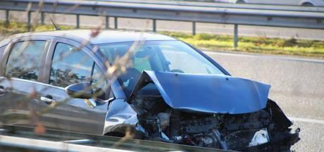 Ongevallen op A50 bij Apeldoorn