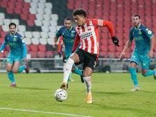 Samenvatting   PSV pakt zwaarbevochten driepunter dankzij invaller Malen