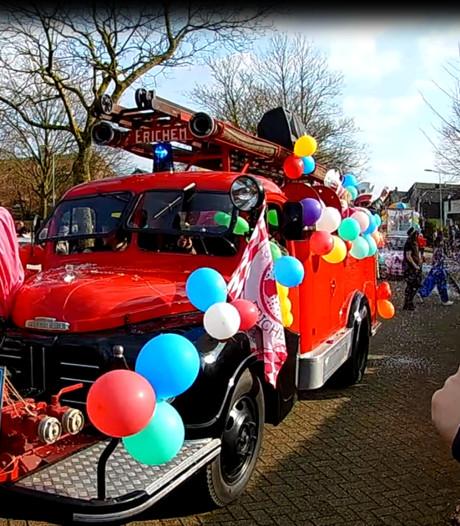 Kinderen openen carnavalsseizoen in Notendarp