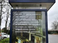 Oldenzaal Promotie in beeld voor beheer van 28 abri's aangekocht door gemeente