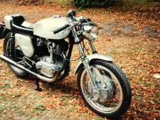 Apeldoornse is ondersteboven van diefstal zeldzame Ducati