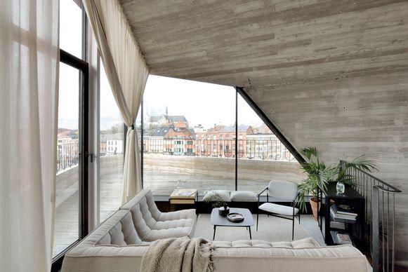 Sofa N701, vanaf 779 euro.