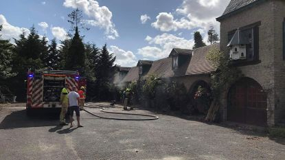 Jongeren lopen weg na brand in Goudkasteeltje: parket opent onderzoek