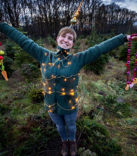 Veldhovense vertelster Annie Mulder ruilt haar verhalen even in voor kerstfilm