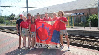 NMBS verpest treinreis Chiro