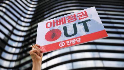 Handelsoorlog tussen Japan en Zuid-Korea escaleert