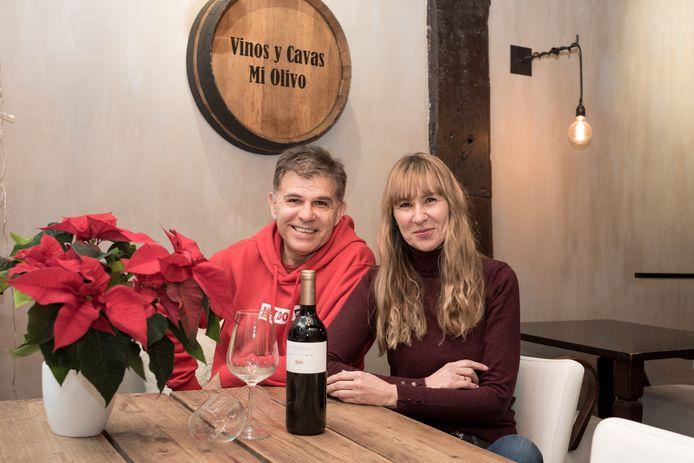 José Blanco en Donna Cobanov staan te popelen om hun restaurant in Zierikzee te openen.